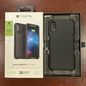 NEW Mophie Juice Pack iPhone X or XS case